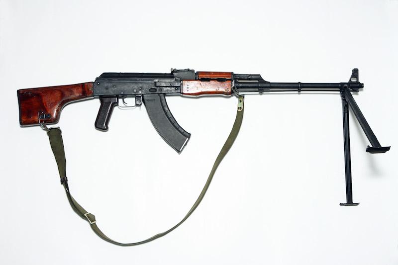 Боевой стрелковый тир