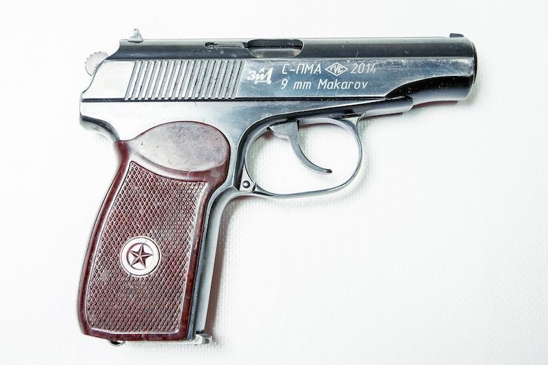 Стрелковый тир из огнестрельного оружия