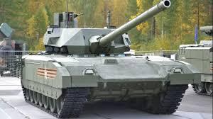 поездка на танке